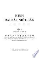 Kinh Đại Bát Niết-bàn - Việt dịch - phần 2