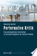 Performative Kritik