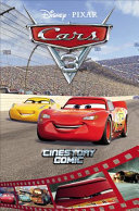 Disney Pixar Cars 3 Cinestory Comic