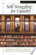 Still Struggling For Equality