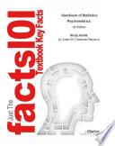 Handbook of Statistics  Psychometrics
