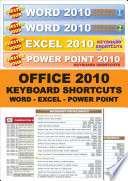Office 2010 All Keyboard Shortcuts  Word  Excel  Power Point