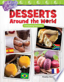 Art And Culture Desserts Around The World Comparing Fractions 6 Pack