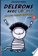 illustration du livre Délirons Avec Léon