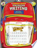 Beginning Writing  Grades PK   1