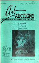 Art and Auctions