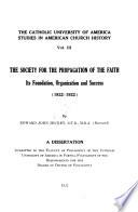Studies in American Church History