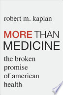More Than Medicine : yet u.s. citizens lag behind in...
