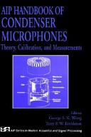 AIP Handbook of Condenser Microphones