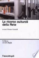Le risorse culturali della Rete