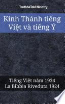 Kinh Thánh tiếng Việt và tiếng Ý