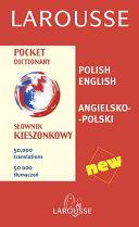Larousse Pocket Dictionary Polish English  English Polish