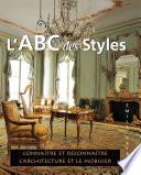 illustration du livre L'ABC des Styles