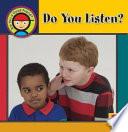 Do You Listen