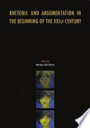 Rhetoric and Argumentation in the Beginning of the XX Century