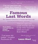 download ebook famous last words pdf epub