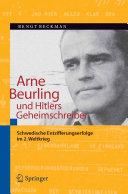 Arne Beurling und Hitlers Geheimschreiber