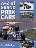 A Z Of Grand Prix Cars
