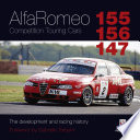 Alfa Romeo 155 156 147 Competition Touring Cars