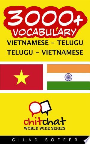 3000+ Vietnamese - Telugu Telugu - Vietnamese Vocabulary