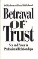 Betrayal of Trust