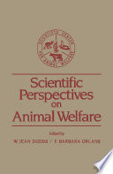 Scientific Perspectives on Animal Welfare