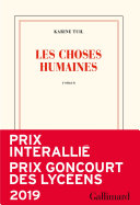 Les Choses Humaines Pdf/ePub eBook