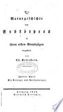 th. Die geologie und palaontologie