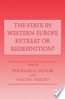 The State in Western Europe