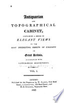 The Antiquarian and Topographical Cabinet