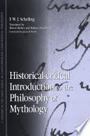 Historical critical Introduction to the Philosophy of Mythology