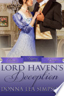 Lord Haven's Deception Regency Romance Celebrating The Witty And Romantic