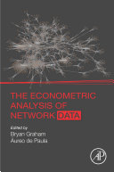 The Econometric Analysis of Network Data