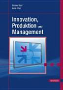 Innovation, Produktion und Management