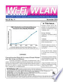 Wi Fi Wlan Monthly Newsletter November 2010