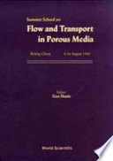 Summer School on Flow and Transport in Porous Media