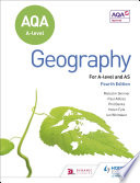 AQA A level Geography Fourth Edition