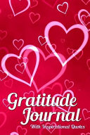 Gratitude Journal with Inspirational Quotes