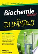 Biochemie Kompakt F R Dummies