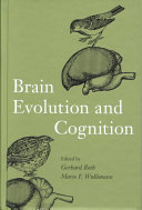 Brain Evolution and Cognition