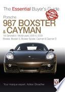 Porsche 987 Boxster   Cayman