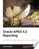 Oracle Apex 4 2 Reporting
