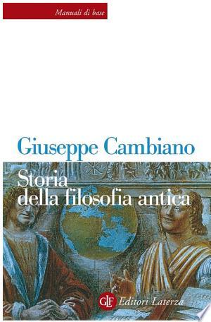 Storia della filosofia antica - ISBN:9788858114247