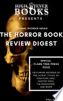 """The Horror Book Review Digest : """"for the last few years, michael patrick hicks..."""