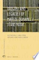 Origins and Legacies of Marcel Duhamel   s S  rie Noire