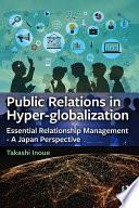Public Relations in Hyper globalization