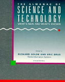 The Almanac of Science and Technology Book PDF