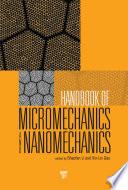 Handbook of Micromechanics and Nanomechanics