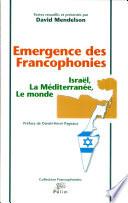 Emergence des francophonies