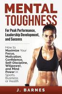 Mental Toughness for Peak Performance